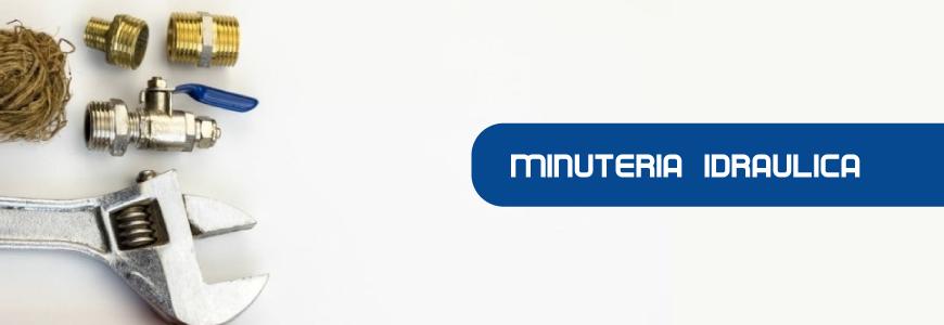 Minuteria idraulica